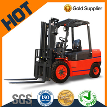 Chinese popular LONKING 4 wheels mini LPG forklift truck 2 ton capacity