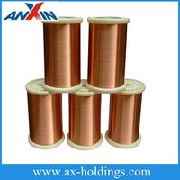 Electric UEW/130 Varnished Polyurethane Enameled Copper Wire