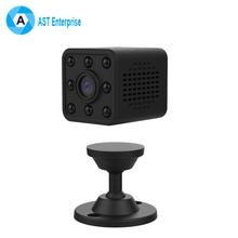 1280p night vision bedroom mini hidden camera wifi cctv camera spy cam mini