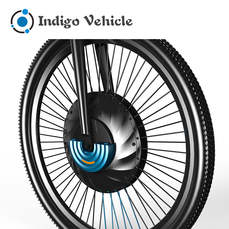 Imotor Electric Bike Accessories Front Wheel Conversion Kit View