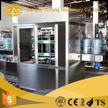High quality filling and automatic bottle washing filling capping machine