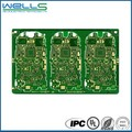 2 Layer Electronic PCB Board Rigid Printed Circuit Board Manufacturing