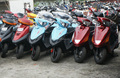 Taiwan used motorcycles refitted repaired export