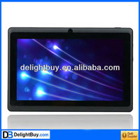 Q8 of A13 tablet 7 inch Android 4 flat panel computer(black)