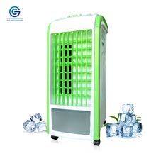 Portable mini solar powered12v DC fan air cooler for use in home and outdoor