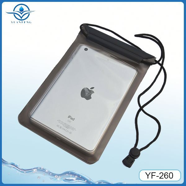 hot selling waterproof case for tablet pc mobile phone smart phone