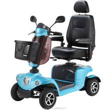 S946 outdoor 4 wheel electric mobility handicapped scooter
