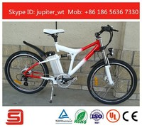 36v 10Ah new model electric bicycle made in China(JSE76)
