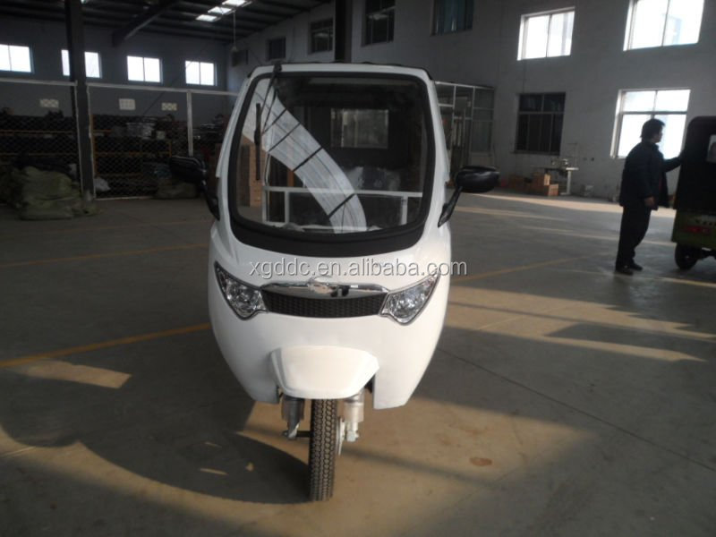 battery electric passenger three wheeler