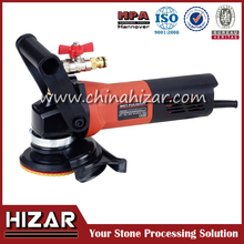 High quality marble granite small air water polisher polishing machine