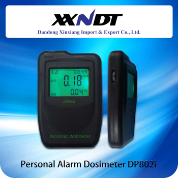 Portable Industrial Radiation Dosimeter DP802i