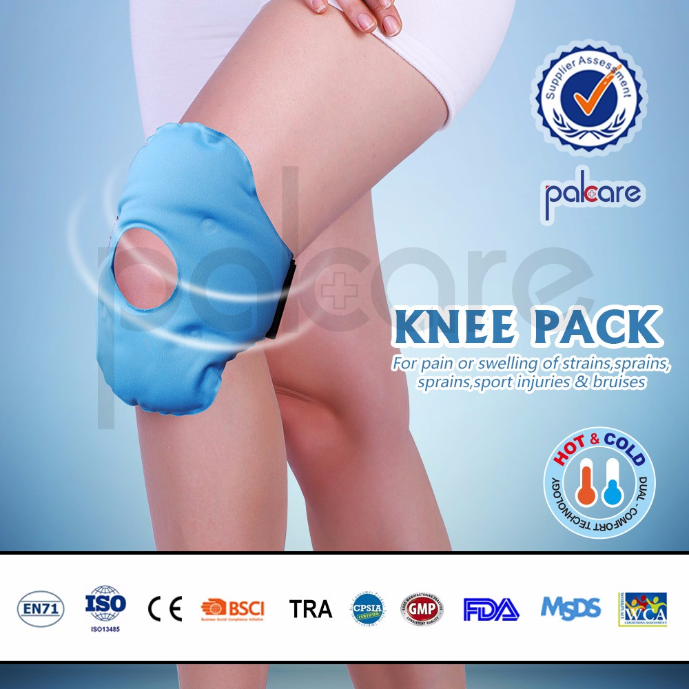 Altra soft comfortable arthritis equipment knee hot cold pack