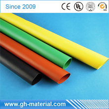 Different Sizes Silicone Heat Shrink Tube Optic shrinkable Sleeves for Electric Wire