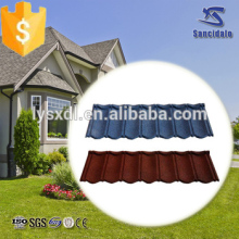 Energy Saving coffee brown kerala roof tiles for promotion