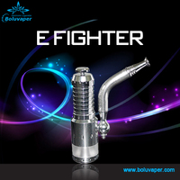 2014 new arrival rechargeable bottom coil and refillable e hookah vaporizer pen