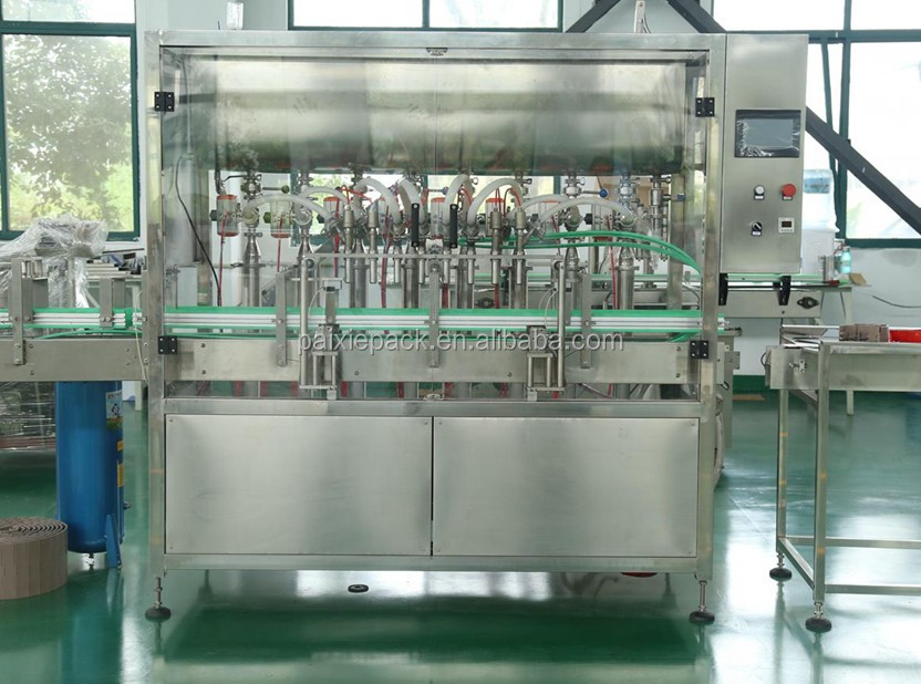CE Standard automatic piston pump honey stick filling machine with heater for glass bottle/jars