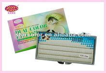 2012 The latest fantasy dual color eyelash extension