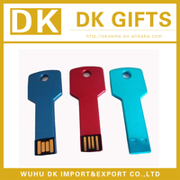 Custom branded cheap key shape USB flash drive