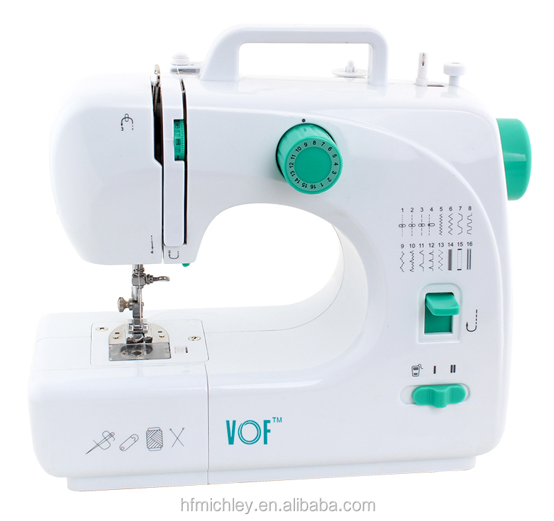 VOF FHSM-508 butterfly mattress edge thread overlock sewing machine manual