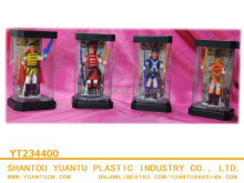 Beauty plastic gladiators figure toy wholesale for teenager!