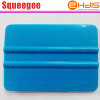 Durable cheap silicone auto squeegee water blade