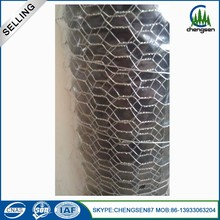High quality army used hesco barrier gabion box/hexagonal mesh/hexagonal chicken wire mesh