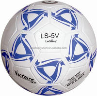 High quality PU leather Anti-skidding and water proof surface soccer ball