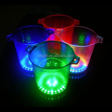 Tray Hotel Promotional LED Ice Bucket Beer PS