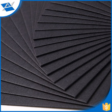 100% virgin pulp 80gsm black kraft paper / black paper / virgin black rolling paper