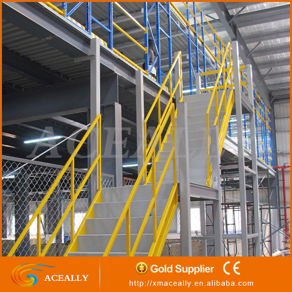 Best price free design pallet racking manufacturer industrial mezzanine floors