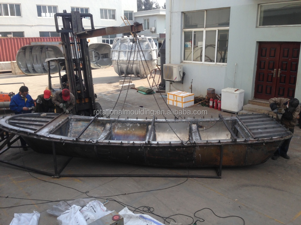 rotational steel mould for furniture and water tank