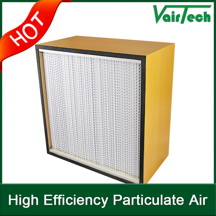 Hepa Filter For Air Conditon : Hvac air conditioning filter media hepa h buy