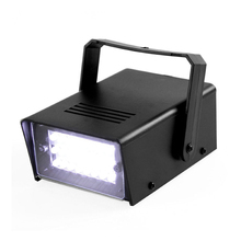 Mini Strobe Light 120v 24LEDs LED Stage Lighting