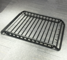Hot selling used cars custom size steel car roof luggage rack
