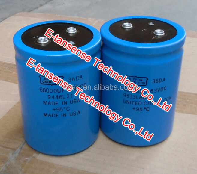 for (36DA)68000UF/63V electrolytic capacitors