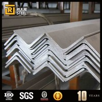 Construction structural hot rolled Angle Iron / Equal Angle Steel / Galvanized Steel Angle Price