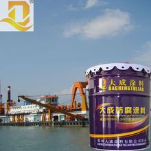 Anti-corrosion aluminum boat paint colors
