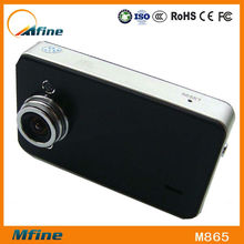 2.7' hd 1080p car dvr with 120 degree angle,Motion detetion,Built in g-sensor