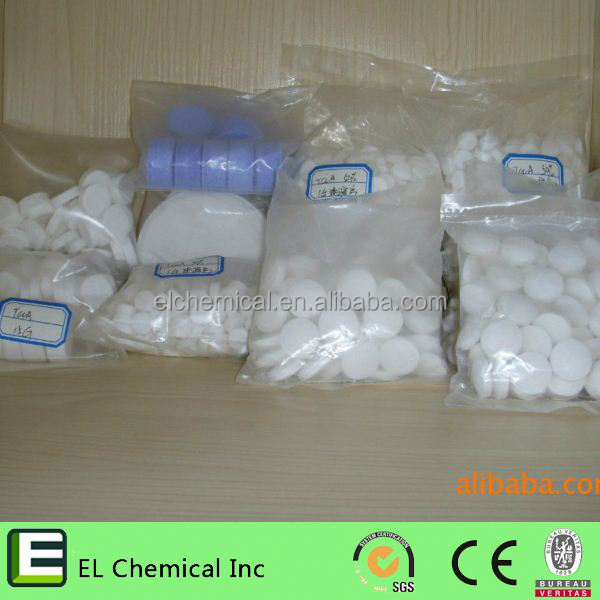 water treatment chenicals --Sodium dichloroisocyanurate (SDIC) from EL