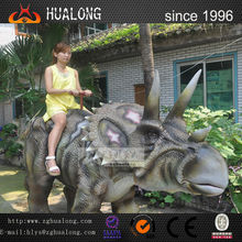 Amusement Games Outdoor Animatronic Dinosaur Statues Manufacturers and Interactive Dinosaur Rides