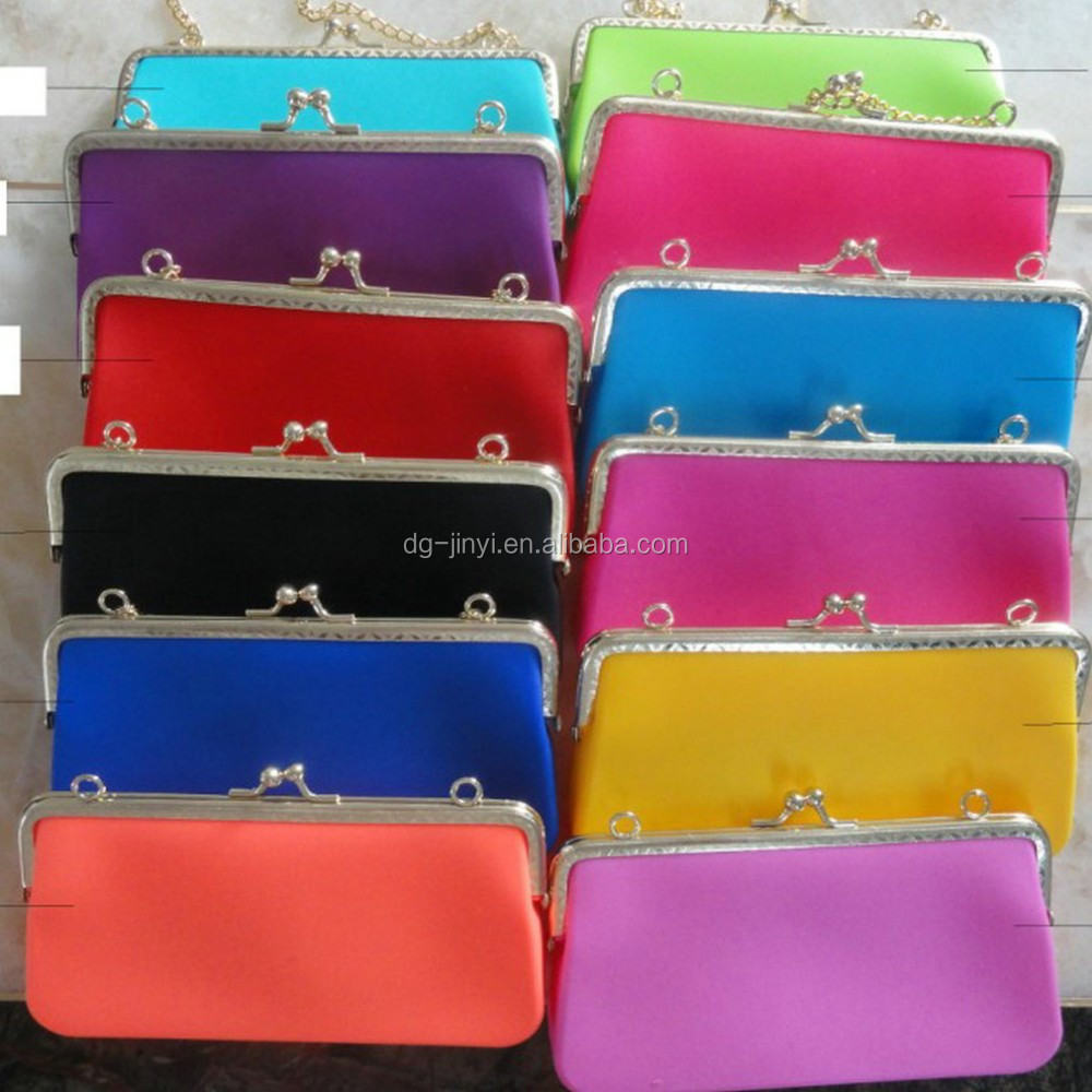 European Style Fashion Silicone Hand Bags For Women