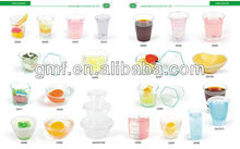newest and hot selling disposable plastic cups making machinery