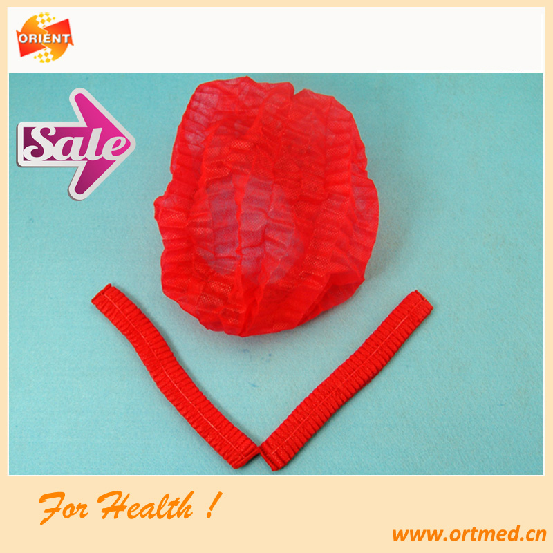 disposable bouffant hair net