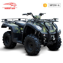 SP250-6 Shipao hot sale 250cc 350cc 550cc atv