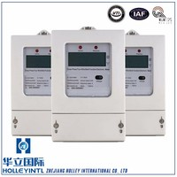 Easily upgradeable through software and optional hardware Modular Three Phase Energy Meter