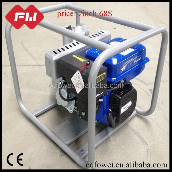 Agricultural irrigation high pressure high lift low fuel consumption gasoline water pump wasserpumpe