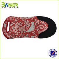 sublimation printing promotion kitchen custom oven mitts& potholders