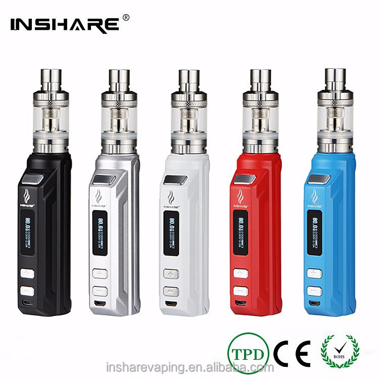 manufacturer wholesale max 80W variable wattage electronic cigarette Poland