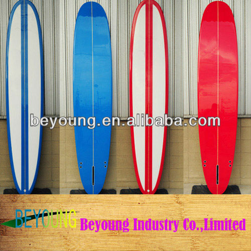 Best selling epoxy resin surfboard EPS+fiberglass surf board