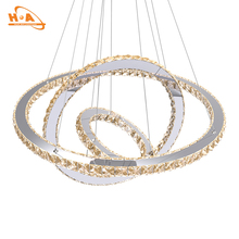 Modern crystal ceiling italian crystal chandelier for living room